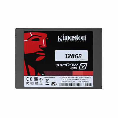 For Kingston SV300S37A/120G SSD V300  Festplatte 120GB (6,4 cm (2,5 Zoll) 0A