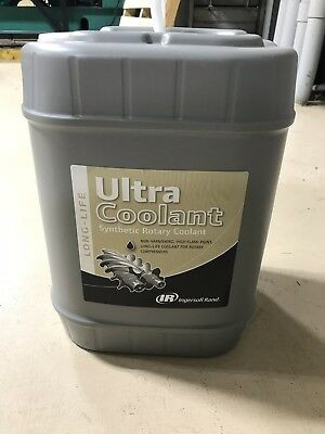 Ingersoll Rand OEM Ultra Coolant Synthetic 38459582 5.28GL/20L New Unopened