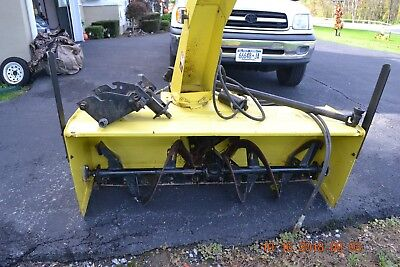 John Deere model 59 snow thrower for 855 & 955 and other models