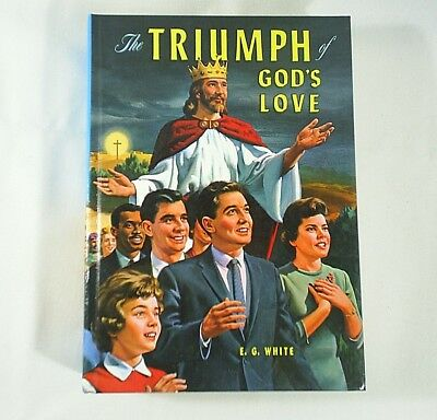 The Triumph of God's Love 1950 Ellen G. White Vintage Book