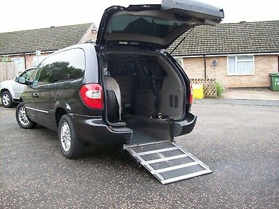 disabled grand voyager