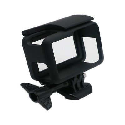 Protective Frame Case Cover + Lens Cap For Gopro Hero 7/ 6/ 5 Camera Accessories