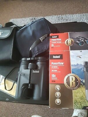 Bushnell powerview 10x42 Binoculars Immaculate