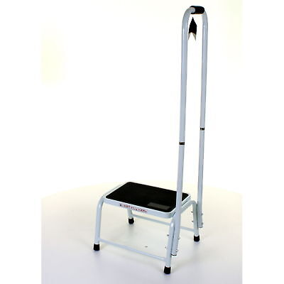 NEW Step Ladder Non-Slip Safety Step Stool Support Bath Kitchen Mobility Disable