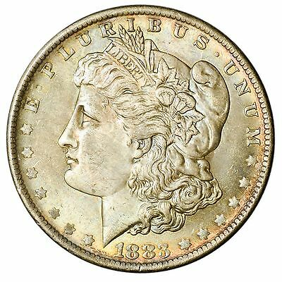 1883-O New Orleans Mint Morgan Dollar Large Silver Uncirculated Coin [2390.19]