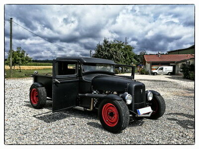 Ford 1934 Ford A V8 Hot Rod - All Steel, no Plastic