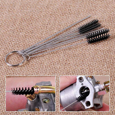 Oil pipe dredging Needle Brush Carburetor Cleaning Tool Janitorial Supplies