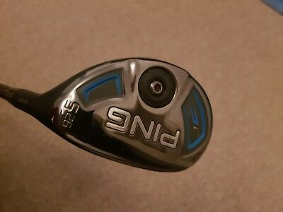 Ping G-Series Hybrid 5, 26 Deg. Regular Shaft, Right Hand inc Head Cover