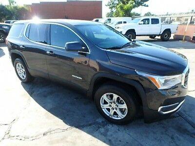 2017 GMC Acadia SLE 2017 GMC Acadia SLE  Salvage Damaged Repairable! Very Low Miles! Priced To Sell!