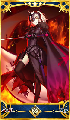 [NA] FGO / Fate Grand Order Fresh Starter Account - Single SSR Jalter #6Q62