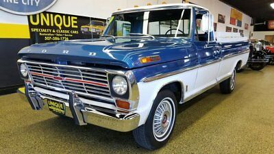 1969 Ford F100 Ranger  1969 Ford F100 Ranger Pickup, VERY clean!