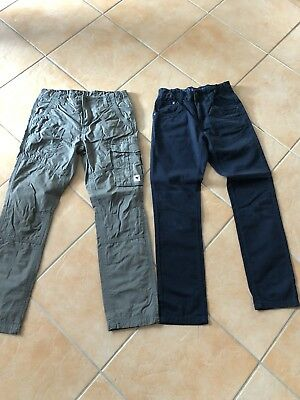2 Jungen Hosen Gr. 146  here and there