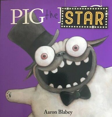 PIG the STAR - Scholastic - Free Shipping