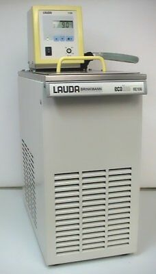 6L Lauda RE106 Digital Refrigerated Heated Recirculator Water Bath -20 to 120 C