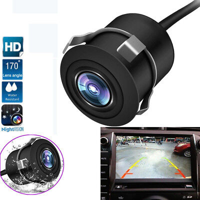 HD Video Car Rear View Camera CCD  Night Vision Reversing Auto Parking Monitor
