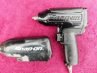 "Snap-On *near Mint!* 3/8"" Drive Mg325 ""95Th Anniversary"" Impact Wrench!"