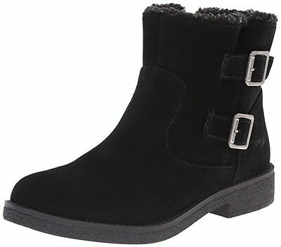 ROCKET DOG TIMMY HUSH ANKLE Boots WOMENS size 8 NEW BLACK