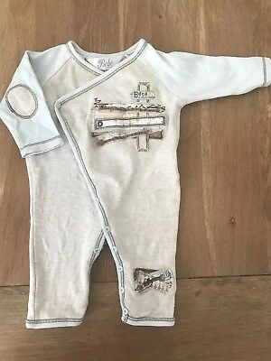 bebe by minihaha Baby Boy Suit Size 000