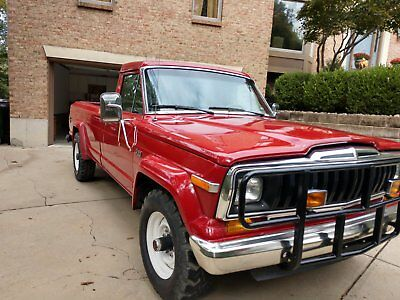 1987 Jeep Other  1987 Jeep J20