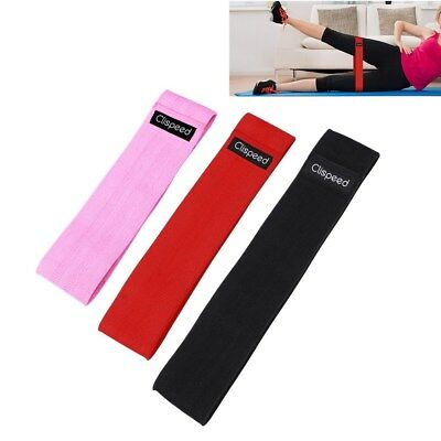 Resistance Bands Set of 3 for Exercise Men and Women Legs Arms Booty Yoga Physio