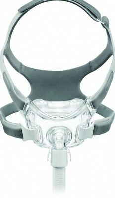 Amara View Full Face CPAP Mask with Headgear (Size M)