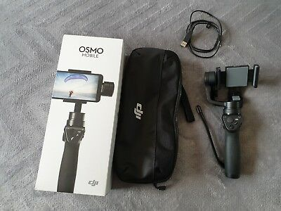 DJI Osmo Mobile 3-Axis Handheld Stabilizer Gimbal, iPhone, Android, BOXED