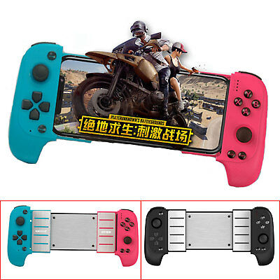 Wireless Bluetooth Gamepad Telescopic Game Controller PUBG for iPhone Android