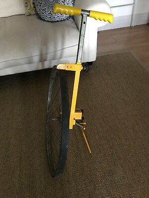 Trumeter Land Measuring Wheel