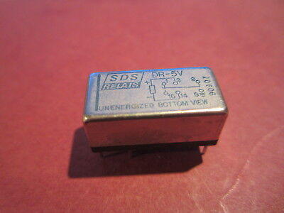 High Speed Dil Reed Relay Aromat Sds Relais Dr-5V Rockman Stompbox