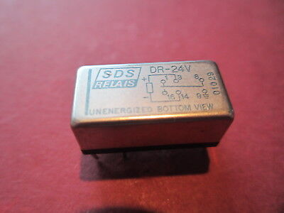 High Speed Dil Reed Relay Aromat Sds Relais Dr-24V Rockman Stompbox