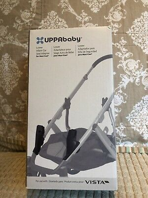 UPPAbaby Vista Infant Lower Car Seat Adapters