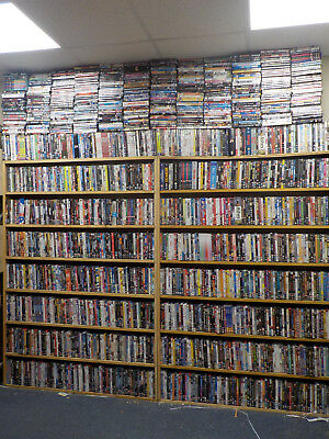 Pallet of 4000 DVDs - All Movies - All Region 2 - FREE SHIPPING