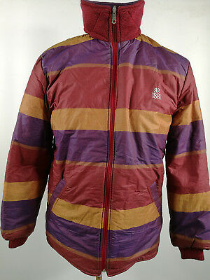 Cerruti Piumino Giacca Jacket Bomber Double Face Vintage '80S