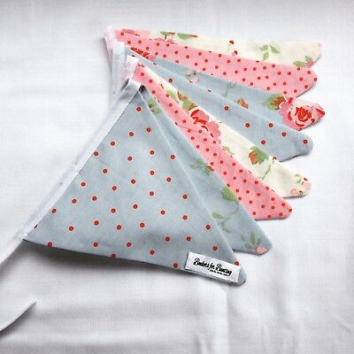 New Cath Kidston Theme Bunting Party Ikea Rose Decoration garland home decor