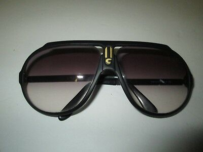 CARRERA 5512 90 C-Vision 400 Made in Austria Vintage Sunglasses Previously Used