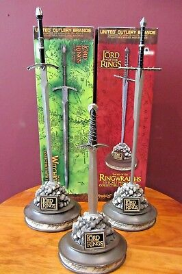 United Cutlery LOTR Mini Sword Collection 1