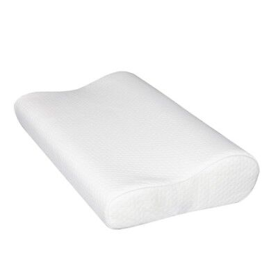 2 X Pack Deluxe Visco Elastic Memory Foam Contour Pillow Home Hotel 10cm Thick