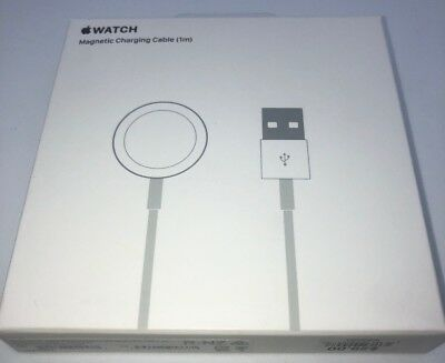 Apple Watch Magnetic Charging Cable 1m - MKLG2AM/A - APPLE GENUINE $30 Retail