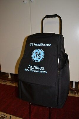 MOBILE GE Lunar Achilles Express Bone Densitometer PERFECT condition! FedEx!