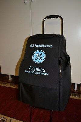 Mobile GE Lunar Achilles Express Bone Densitometer in TESTED condition! READ!