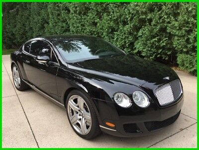 2009 Bentley Continental GT  2009 Bentley Continental GT Mulliner Edition,6.0L 12-Cyl,Automatic,26000 Miles