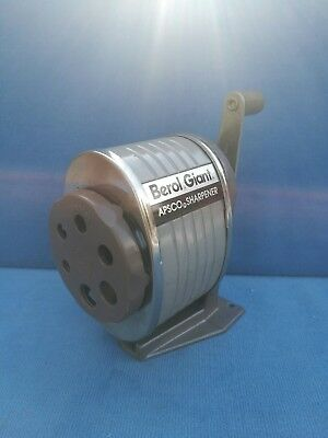 Ancien Taille Crayon APSCO BEROL PENCIL SHARPENER