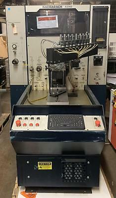Bacharach A2000 Diesel Fuel Injection System with Flow Panel, Chiller & Adapters