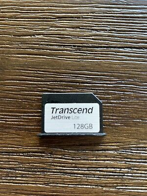 128GB Transcend JetDrive Lite 330 Expansion Card for MacBook Pro (Retina) 13""
