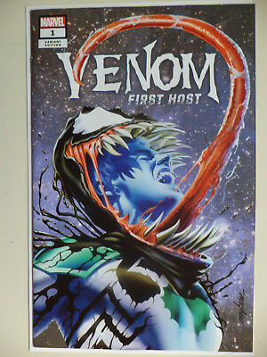 Venom First Host #1 Mike Mayhew Trade Dress Variant 1st TEL-KAR app. NM UNREAD