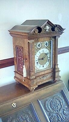 Lenkirch Westminster chime bracket clock