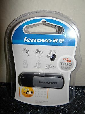 LOT OF Two  Lenovo Usb flash Drive 64Gb, new condition, sealed/