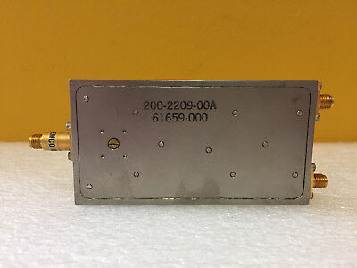 Tektronix 119-1017-00 1st Converter Assembly. For 492, 49X Series. Tested!