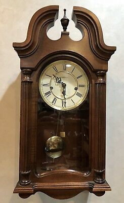 Howard Miller Model German Movement Westminster Chime Wall Clock