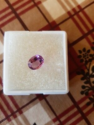 Amethyste Violet 100% Naturel 2,50 Ct Vvs2